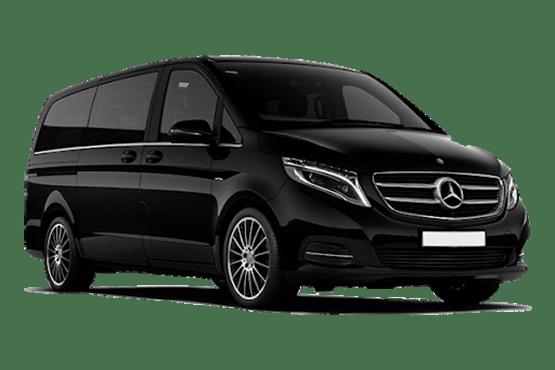 Chauffeur VTC à Nimes en véhicule Mercedes Classe V